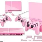 PlayStation 2 Pink