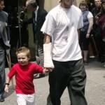 """David Beckham: """"Moja deca imaju američki akcenat"""""""