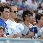 Jonas Brothers – navijači madridskog Reala