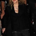 Madonna posetila Jesusovu majku
