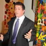 Sylvester Stallone: Slikarskom četkicom zamenio mitraljez