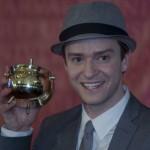 "Justin Timberlake primio ""The Hasty Pudding Award"""