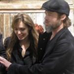 Brad Pitt i Angelina Jolie otputovali za Veneciju