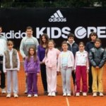 Počeo je dečiji turnir adidas KIDS OPEN