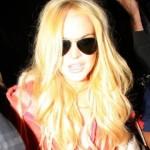 Lindsay Lohan je ponovo plavuša