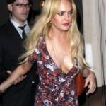 Lindsay Lohan se udebljala