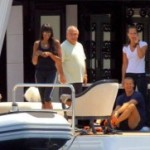Naomi Campbell s ruskim milijarderom odmara na jahti