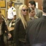 VIDEO: Lindsay počela sa odsluženjem zatvorske kazne!