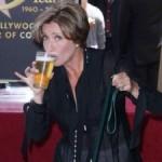 Emma Thompson dobila zvezdu na Stazi slavnih, opet ju dopratio verni prasac