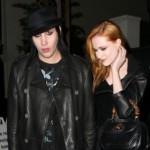 Marilyn Manson raskinuo veridbu sa Evan Rachel Wood i provodi se sa Playboyevom zečicom
