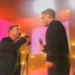 VIDEO: Posle 15 godine Robbie i Garry ponovo zajedno na pozornici