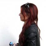 Cheryl Cole ofarbala kosu u crveno i izgleda bolje nego ikad