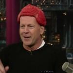 VIDEO: Bruce Willis modno prati Lady Gagu, pojavio se s šniclom na glavi