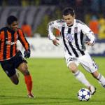 I Shaktar prejak za Partizan