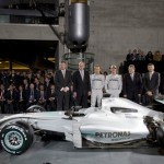 Michael Schumacher zadovoljan MercedesGP-om