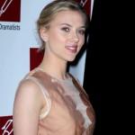 """Scarlett Johansson proglašena najboljom """"ribom"""" ove godine"""