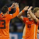 Van der Vaart i Sneijder ratuju na Twitteru