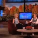 Kelly Osbourne u TV showu: Malo pobeglo u gaćice!