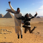 Demi Moore i Ashton Kutcher tvituju i iz pustinje