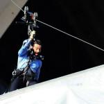 Hugh Jackman se povredio na snimanju Oprinog šoua