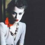 """Keira Knightley u Vogueu u """"leš"""" izdanju: Sa 22 godine sam mislila da se više nikad neću vratiti glumi"""