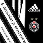 Igrači FK Partizan potpisuju dresove u ponedeljak, 06.12. u Adidas prodavnici TC Ušće!