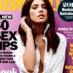 Ashley Greene pokazala bujni dekolte bez grudnjaka na naslovnoj strani Cosmopolitana