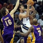 NBA: Očaj Jezerdžija, Boston rutinski