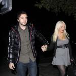 Uhapšena Christina Aguilera i njen dečko