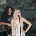 Taylor Momsen i The Pretty Reckless razdrmali Pariz