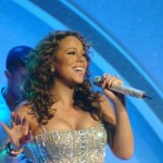 Mariah Carey objavila fotku svog ogromnog oslikanog stomaka