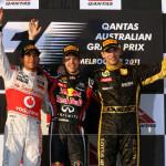"""Startovao """"najbrži cirkus"""", Vettel klasa za sebe"""
