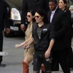Katy Perry modno upotpunila Russella Branda