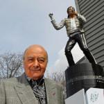 """Al Fayed: """"Kome se ne sviđa spomenik Michaelu Jacksonu, nek' ide dođavola"""""""