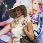 Paris Hilton predstavila novu liniju cipela u Meksiku
