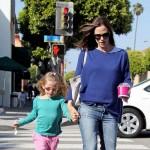 Jennifer Garner demantuje trudnoću