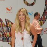 Preslatka Hilary Duff na kuglanju dinjama