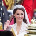 Kate Middleton se sama našminkala za kraljevsko venčanje