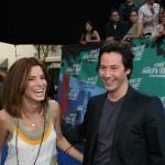 Keanu Reeves teši Sandru Bullock