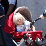 Dvogodišnji sin Gwen Stefani pao s krova i slomio ruku
