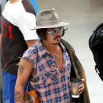 Johnny Depp rasturio na svirci Alica Coopera
