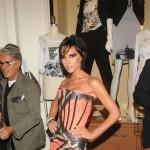 Victoria Beckham želi Evu Longoriu za kumu