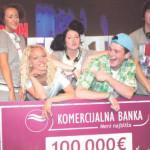 "Milica i Nenad pobednici šoua ""Ja imam talenat""!"