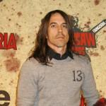Anthony Kiedis iz RHCP plakao gledajući film Justina Biebera