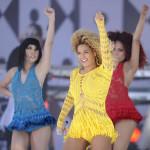 Beyonce plenila pozitivnom energijom na koncertu u Njujorku