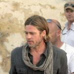 Brad Pitt postao blizak s pomoćnicom na snimanju