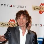 Mick Jagger i superbend u kome je i Joss Stone već snima