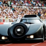 Betmobil otvorio atletsko takmičenje u Švedskoj