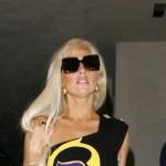 Lady GaGa uči surfovanje u Meksiku