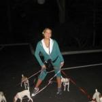 Mariah Carey ide na džoging s pet kučića